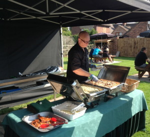 Hog Roast Hire - Adrian